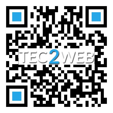 QR-Code - Tec2Web - Responsive UX Webdesign